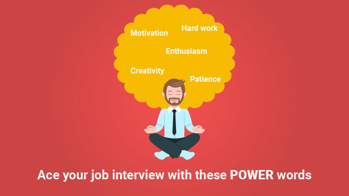 ace your job interview with these  u0026 39 power u0026 39  words