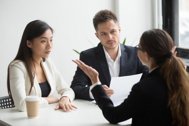 Talk with HR