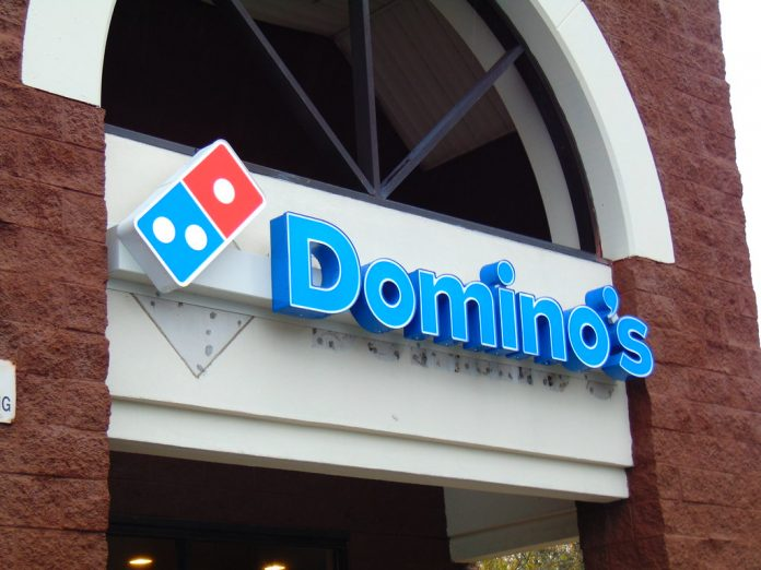 Domino's employees give resignations on toilet paper