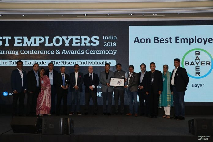 German multinational and pharmaceutical company bagged the title of Best Employer in India