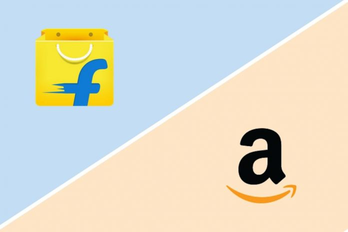 Jobs by Flipkart and Amazon