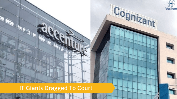 Accenture and Cognizant dragged to Court