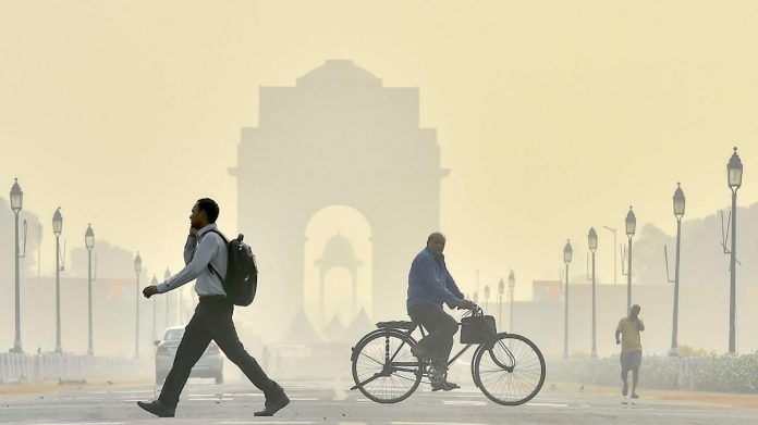 Delhi pollution by India Today