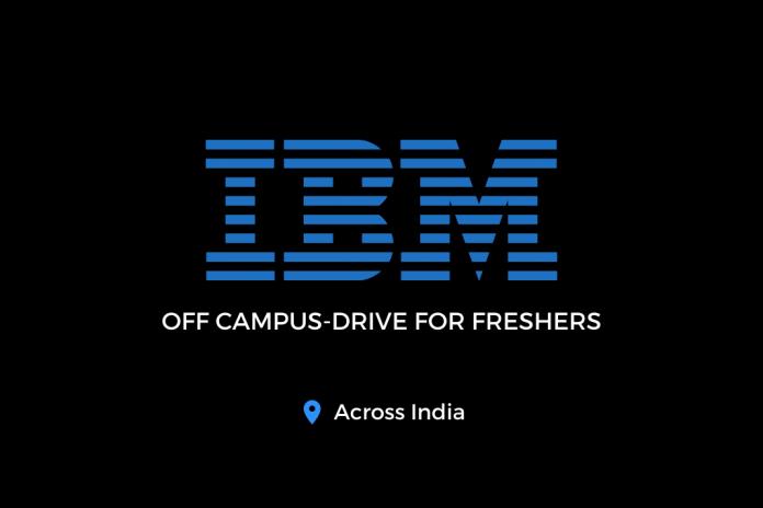 IBM-Off-Campus-Hirng-2020